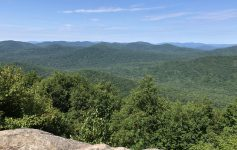 summit of hadley mountain