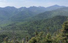 view of mountain summit