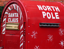 Visit Santa & His Workshop In the North Pole Ny