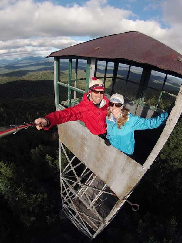 Pure Adirondacks: Vanderwhacker Mt. Fire Tower