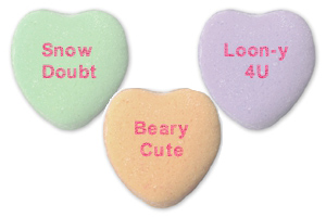 adirondack conversation hearts