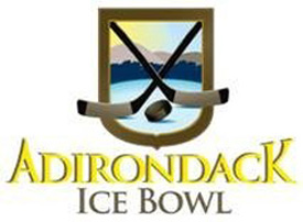 The 2011 Adirondack Ice Bowl is an annual pond hockey tournament that takes place in Inlet, NY.