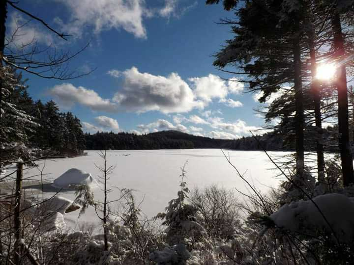 long pond in the adirondacks