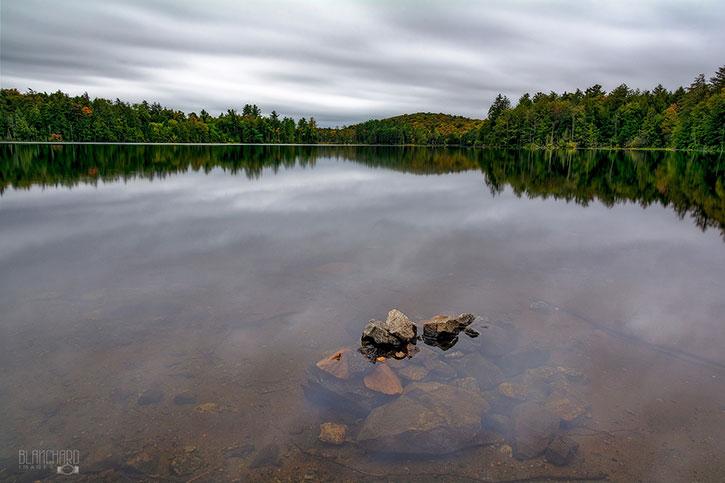 mason lake in the adirondacks