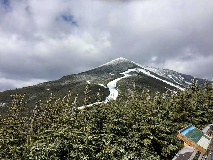 whiteface mountain in the adirondacks