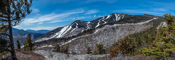whiteface from bear den