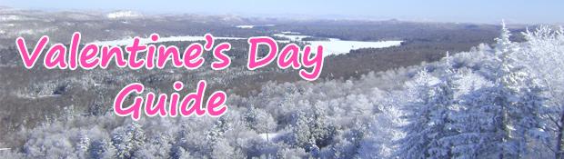adirondack valentines day guide