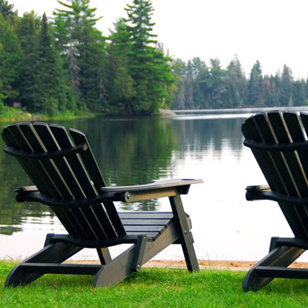 Picture of: Learn About The History Of The Iconic Adirondack Chair