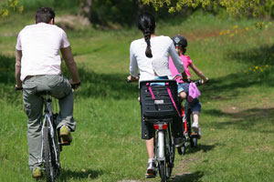 bike ride family
