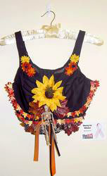 Bra Art Raises Money For Breast Cancer Research
