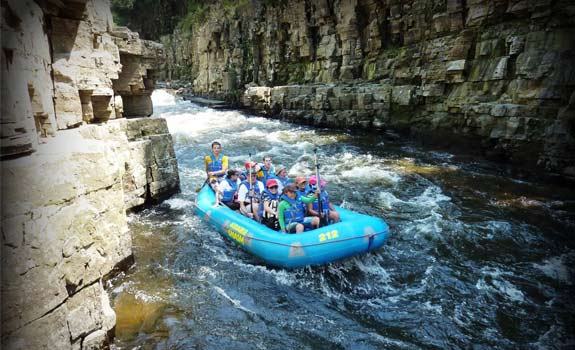 ausable chasm float