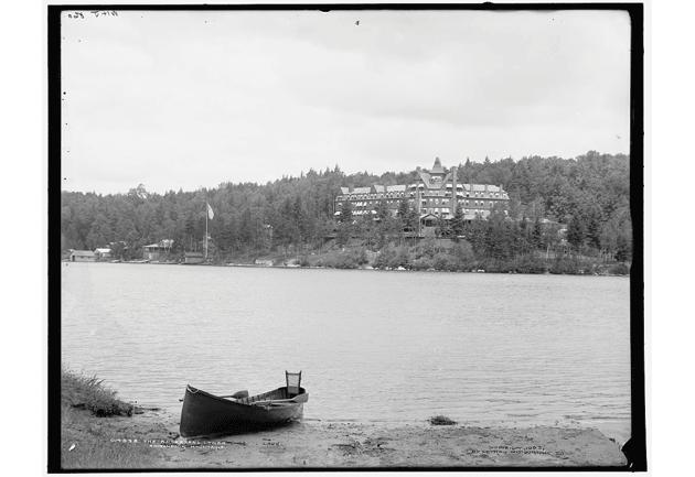 hotel ampersand in saranac lake