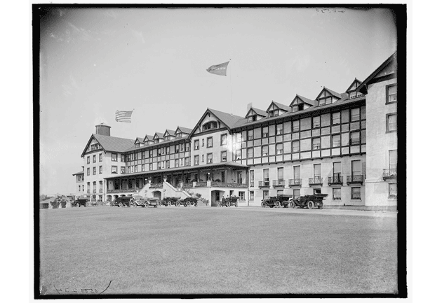 hotel champlain at bluff point on lake champlain