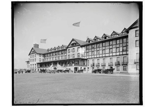 hotel champlain at bluff point on lake champlain