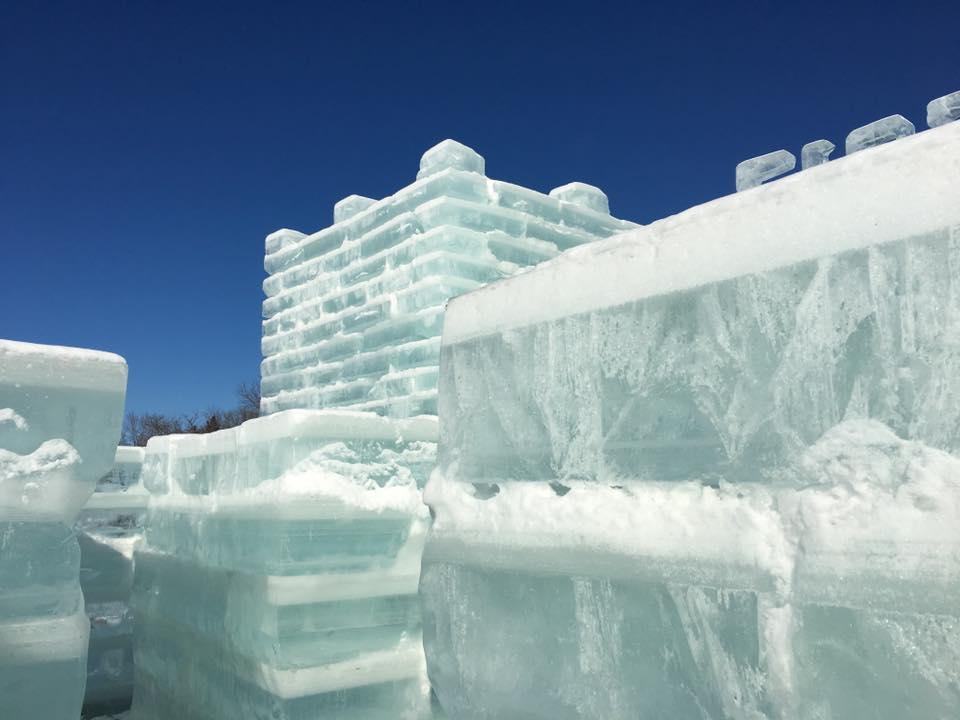 ice palace bricks