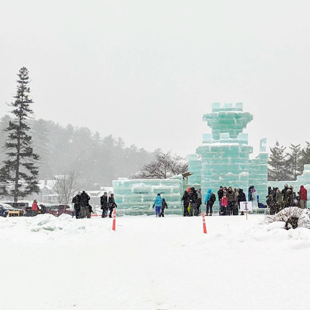 Attend The Saranac Lake Winter Carnival