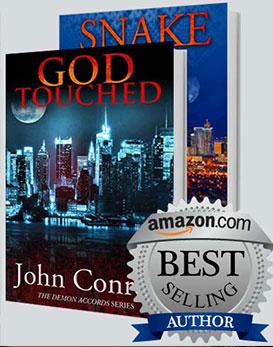 john conroe book promo