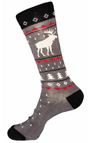 adirondack moose socks