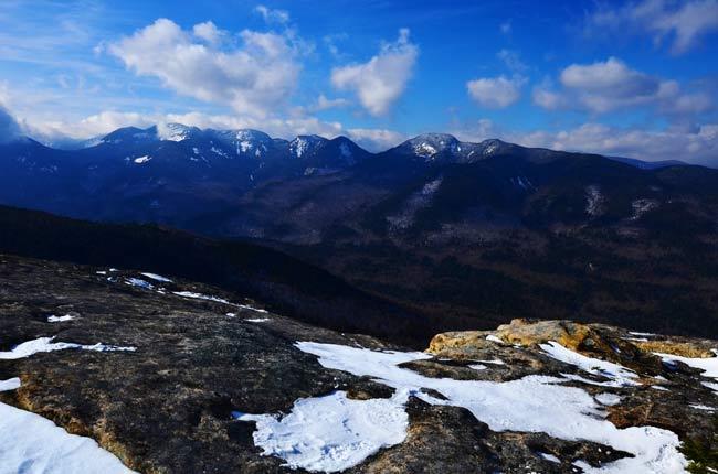Noonmark Adirondacks winter