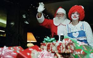 Santa At The North Pole NY