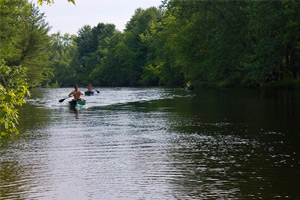 adirondack paddling destinations