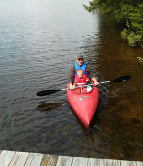 adirondack paddling