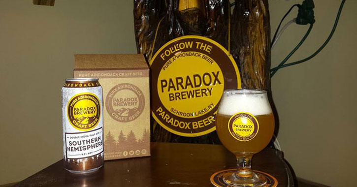 paradox brewery products