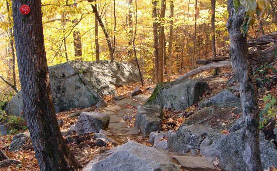 poke-o-moonshine trail
