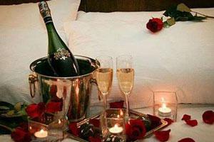 romance at alpine lodge