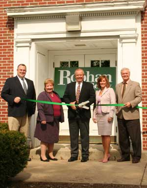 Roohan Realty North Ribbon Cutting