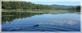 best fishing spots in the Adirondacks