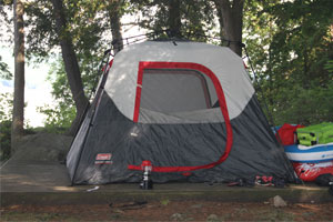 state campgrounds