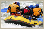 Things To Do In The Adirondacks: Whitewater Rafting