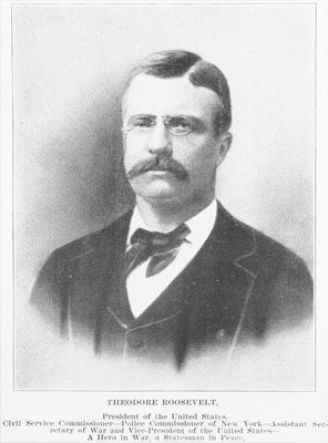 image of teddy roosevelt