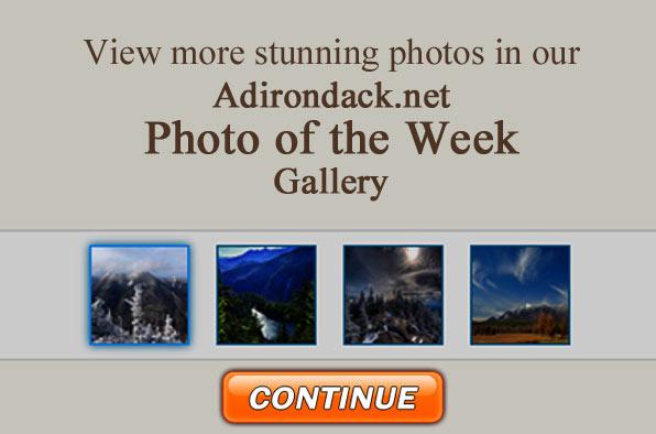 Adirondack.net Photo of the Week logo