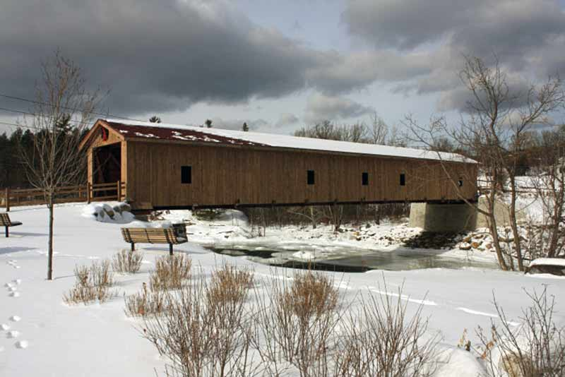 Jay Covered Bridge