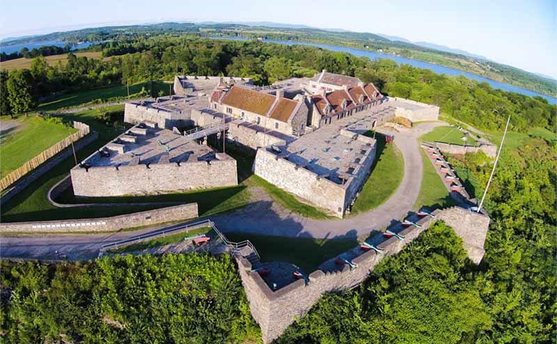 Ticonderoga, NY - A Historic Town In The Champlain Valley