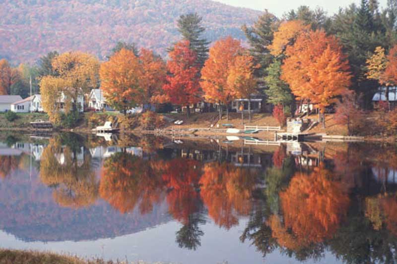 Fall Foliage in Wells NY