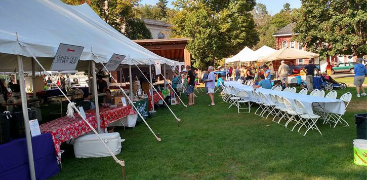 farm 2 fork fest tents