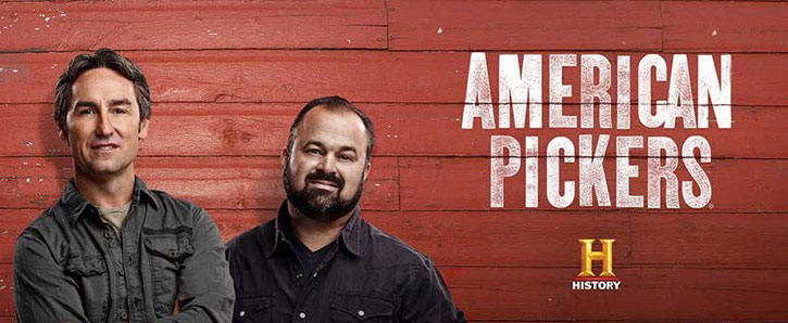 american pickers promo