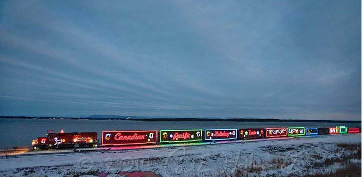 the holiday train