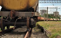 old rail tank cars
