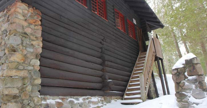 Explore an Adirondack Great Camp During Three Winter Weekend
