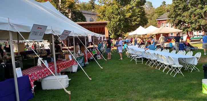food festival tent
