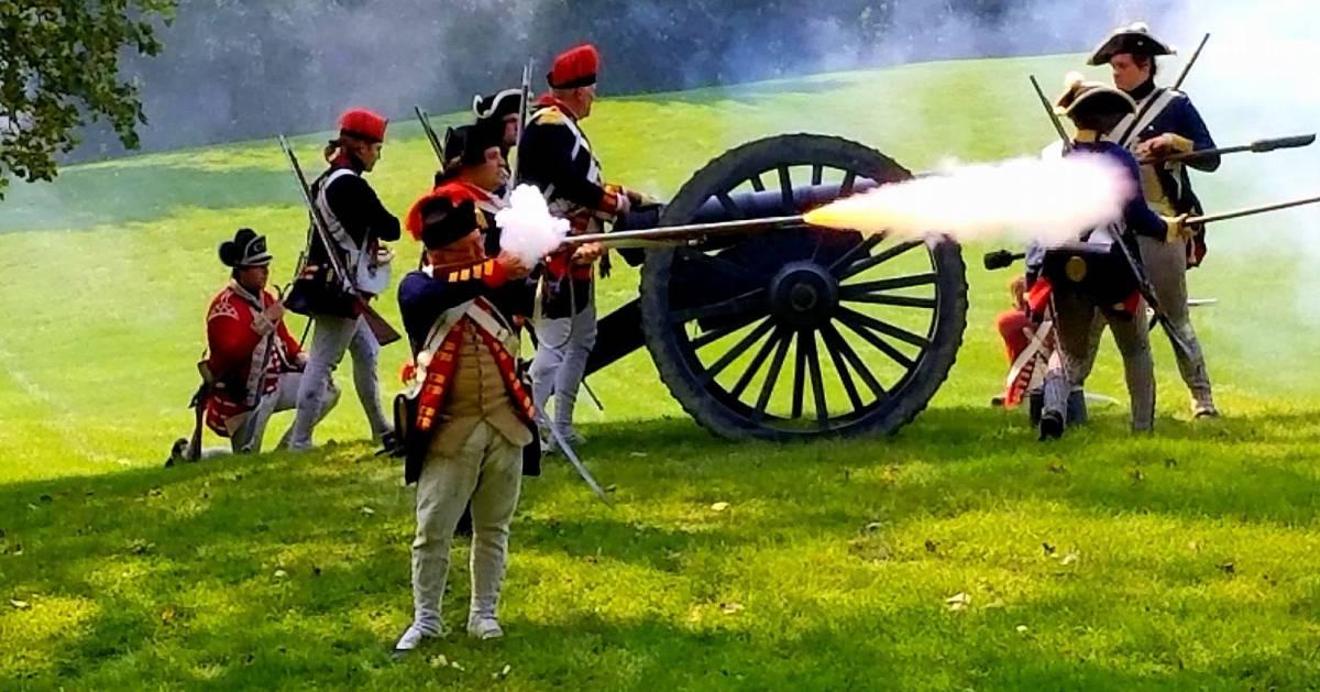 battle reinactment