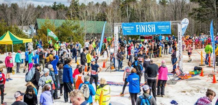 Snowshoe festival