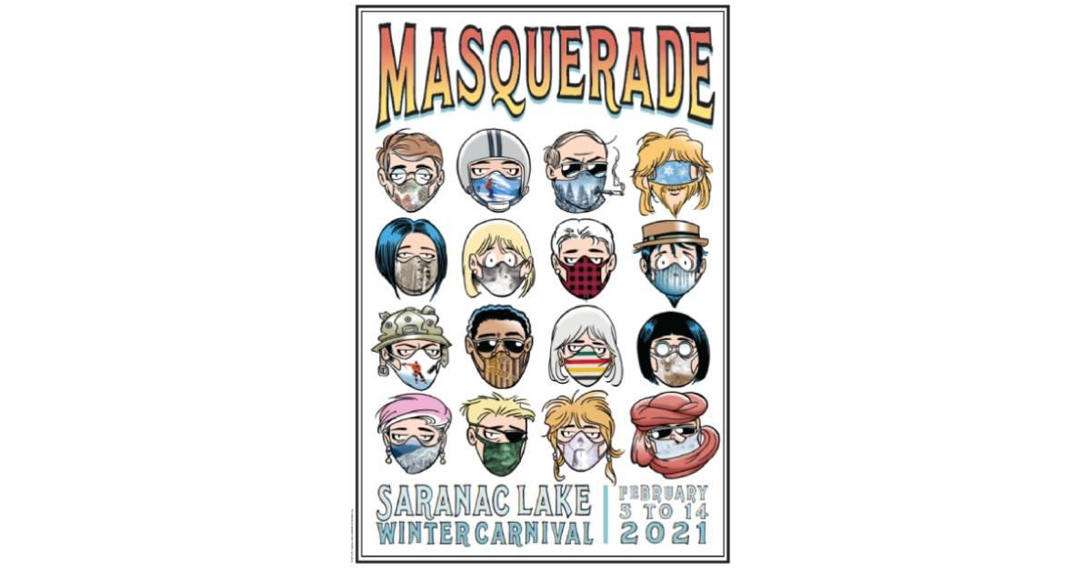 2021 carnival poster