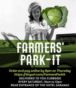 Farmers Park It ad