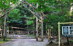 Adirondack Mountain Reserve entrance