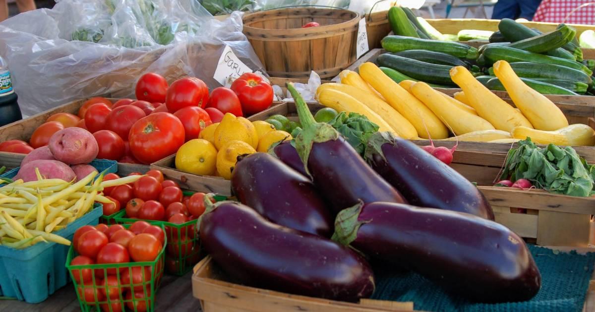 produce display